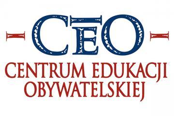 Logo Centrum Edukacji Obywatelskiej