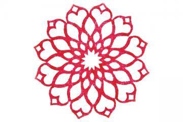 Logo: Kirigami czyli wycinanki z wyobra¼ni±, jako forma wspomagania rozwoju wyobra¼ni oraz motoryki ma³ej dziecka