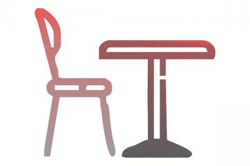 Logo: [DKO Sosnowiec] Puste krzesło - różne perspektywy nieobecności uczniów na zdalnych lekcjach