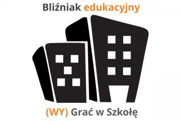 Logo: Bli¼niak Edukacyjny (WY)Graæ w szko³ê - Konferencja I Projektowanie ciekawo¶ci