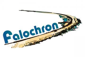 Logo: FALOCHRON na rzecz m³odzie¿y województwa ¶l±skiego. Profilaktyka zachowañ ryzykownych u dzieci i m³odzie¿y