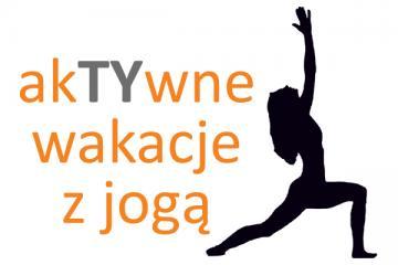 Logo: akTYwne wakacje z jog±