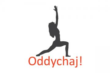 Logo: Oddychaj!
