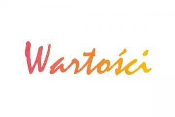 Logo: Wychowanie do wartości, kształtowanie postaw i respektowanie norm społecznych
