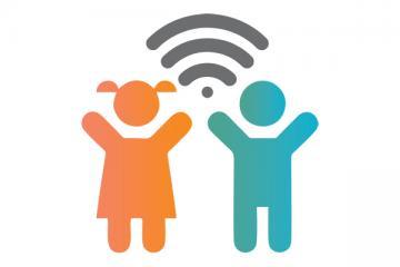 Logo: Cykl spotkań dla nauczycieli przedszkola. Cyfrowy przedszkolak - wykorzystanie TIK w zakresie rozwijania kompetencji cyfrowych