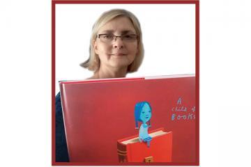 """Logo: czytaMY - I am """"A Child of Books"""" - pierwsze w cyklu"""