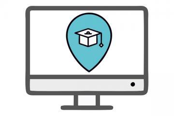 Logo: Ze świata offline do świata online. Czego potrzebuje obecnie nauczyciel?