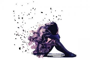 Logo: Zaburzenia depresyjne u dzieci i młodzieży