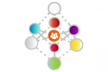 Logo: Sieć konsultacyjno-superwizyjna dla osób pracujących z uczniami ze specjalnymi potrzebami edukacyjnymi