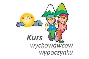 Logo: Kurs na wychowawców wypoczynku