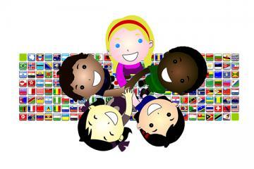 """Logo: I konferencja z cyklu: InkluzJA W PRAKTYCE pod hasłem """"Jaka może być inkluzyjna szkoła?"""""""