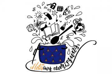 Logo: Metisowy eduMiszung