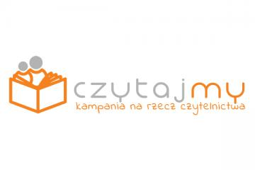 """Logo: Konferencja inaugurująca kampanię na rzecz czytelnictwa """"czytajMY"""""""