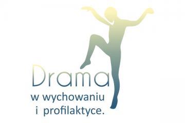 Logo: Drama jako metoda w pracy wychowawczej i profilaktycznej [Czeladź]
