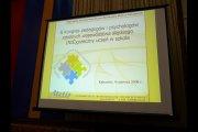 II Kongres pedagogów i psychologów szkolnych województwa śląskiego. (NIE)grzeczny uczeń w szkole