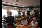 Warsztaty w Pedagogicznej Bibliotece Wojewódzkiej w Jaworznie