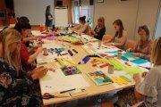 Rolowanie bibuły - jako technika rozwijająca twórczą aktywność dziecka
