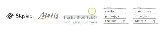 Logo: Szkoła Promująca Zdrowie