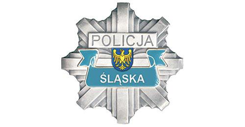 Logo: Policja Śląska