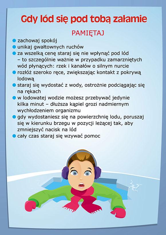 Plakat: Bezpieczna woda