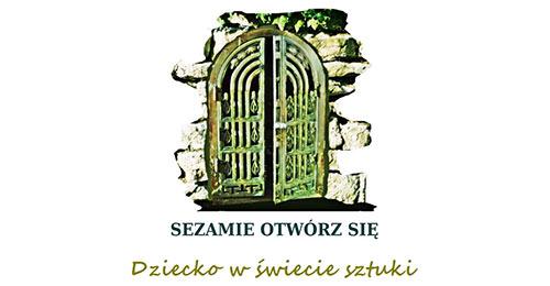 Logo: Sezamie otwórz się