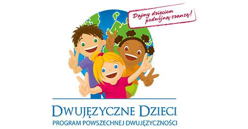 Logo: Dwujêzyczne dzieci