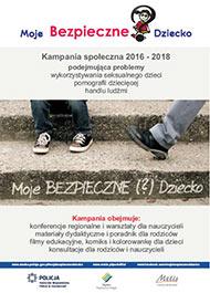 Plakat kampanii spo³ecznej
