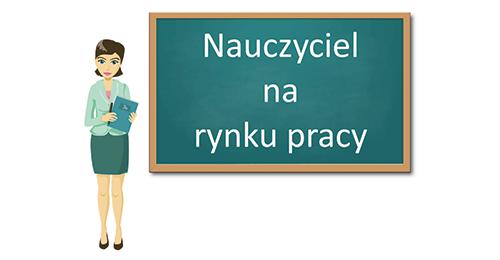 Logo: Nauczyciel narynku pracy