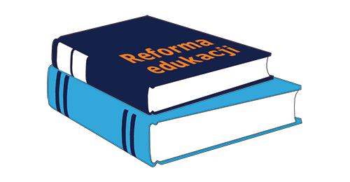 Logo: Reforma edukacji