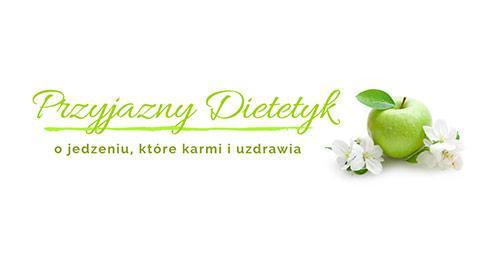 Logo: Przyjazny Dietetyk