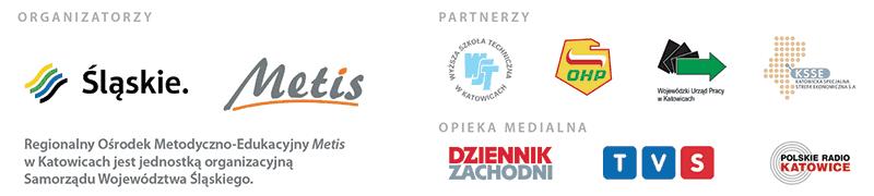 Organizatorzy ipartnerzy IRegionalnego Forum Doradztwa Zawodowego