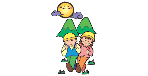 Logo kursu kierowników wypoczynku dzieci im³odzie¿y