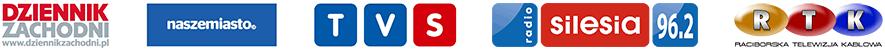 Logo: Dziennik Zachodni, naszemiasto, TVS