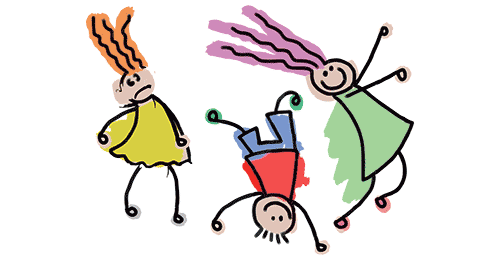 Logo: Dziecko z trudno¶ciami w zachowaniu w przedszkolu (dziecko nie¶mia³e i wycofane, niepo¿±dane zachowania seksualne, ADHD, spektrum autyzmu, Zespó³ Aspergera)