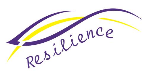 Logo: Resilience - jak wzmacniaæ odporno¶æ wobec zachowañ ryzykownych dzieci i m³odzie¿y?